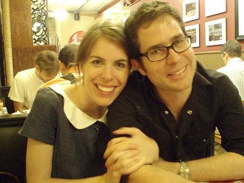 Alex Williams and Joanna Goddard