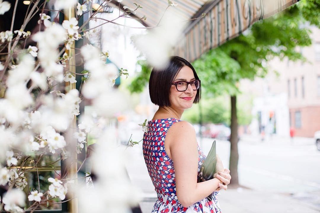 Maya Jankelowitz Beauty Uniform
