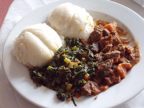 nshima-zambia