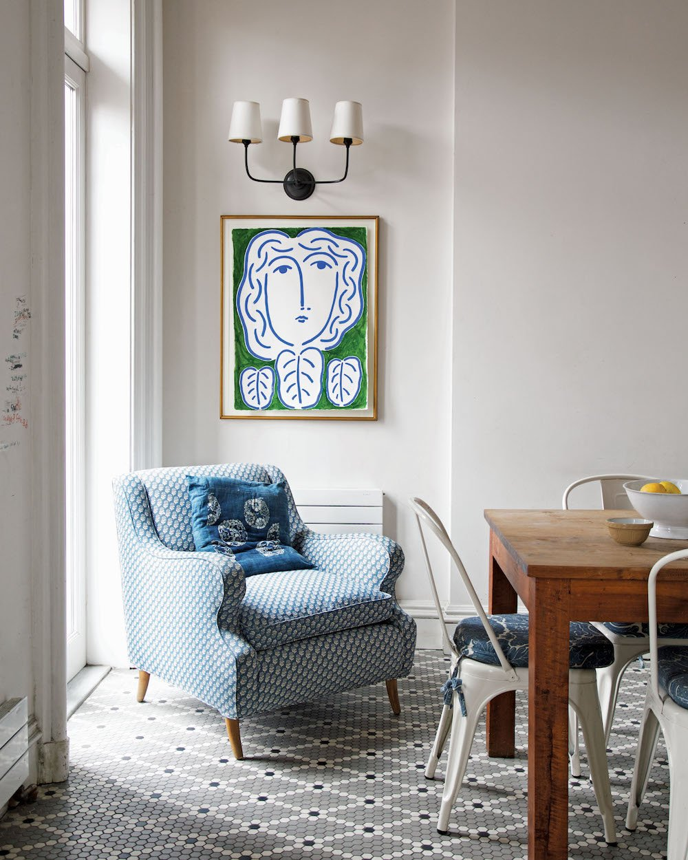 7 Ways To Bring Pattern Into Your Home