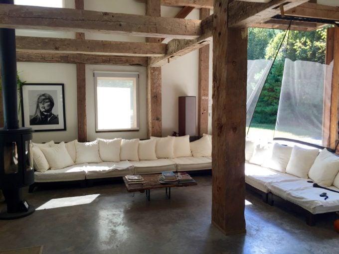 Bellwood Barn rental in the Hudson Valley