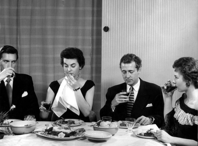 Dinner Party Conversation