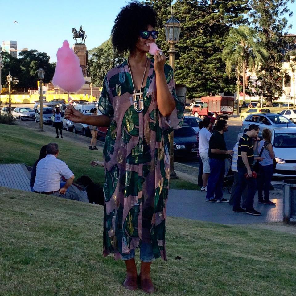 Beauty Uniform: Krissie Garland