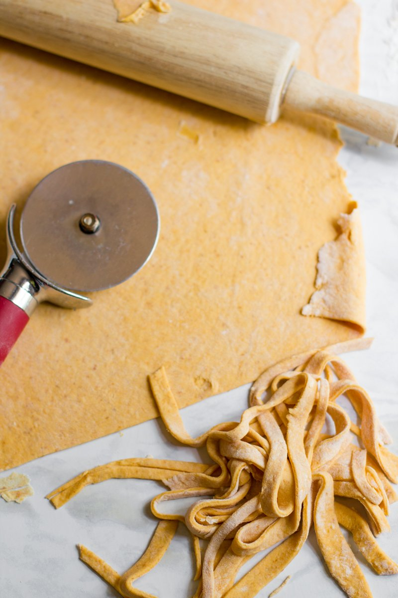 how to make homemade pasta dough recipe