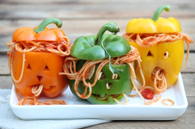 Halloween Dinner Recipes With Pictures.Spooky Halloween Dinners A Cup Of Jo