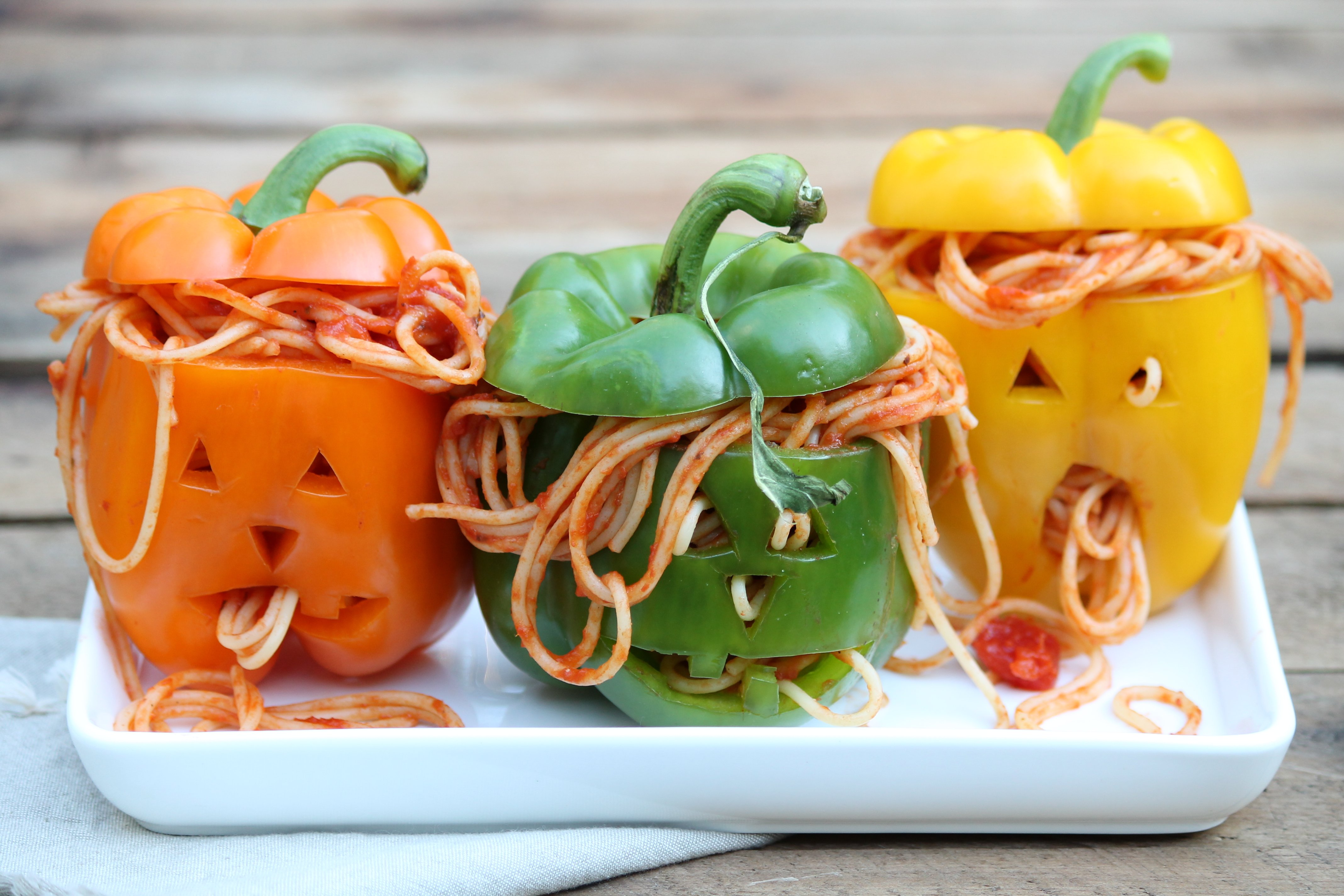 Spooky halloween dinners a cup of jo for Fun kids dinner ideas
