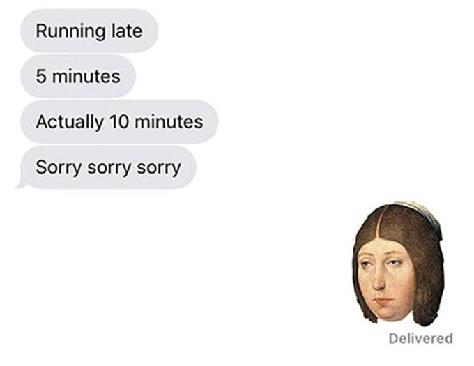 Renaissance Emojis