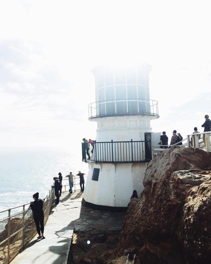 Kendra Smoot lighthouse