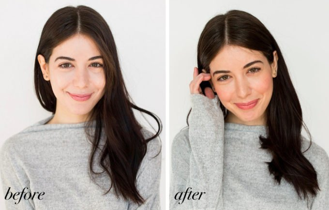 One-Minute Makeover: Rosy Cheeks and Lips
