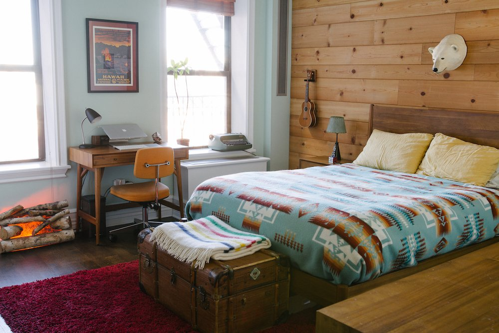 Prospect Heights cabin apartment