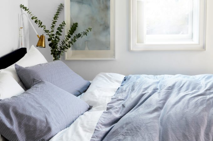 Lovely Brooklinen bedding