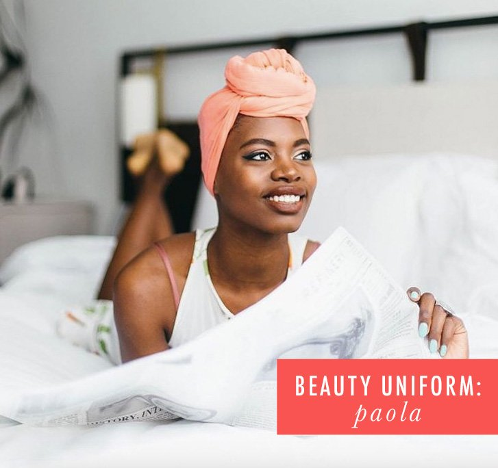 Beauty Uniform: Paola Mathé