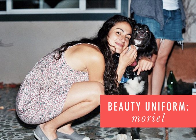 Beauty Uniform: Moriel Zelikowsky