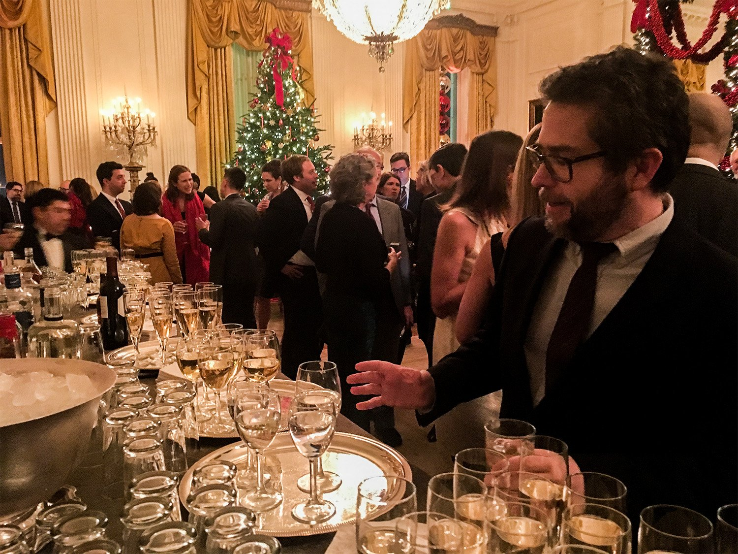 Going to a White House Holiday Party | A Cup of Jo