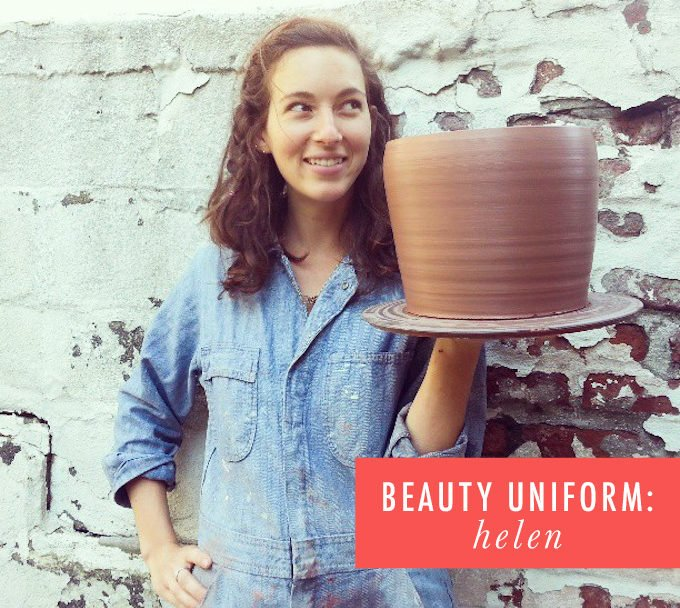 Beauty Uniform: Helen Levi