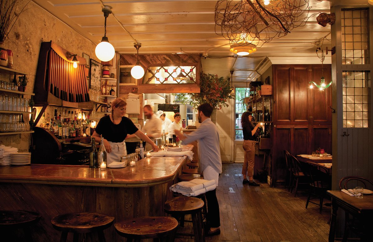 My 6 favorite brooklyn restaurants a cup of jo for Home restaurant
