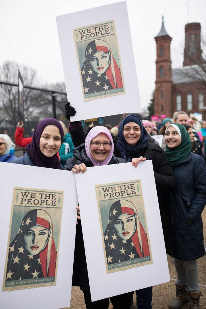 Best Photos of the Women's March