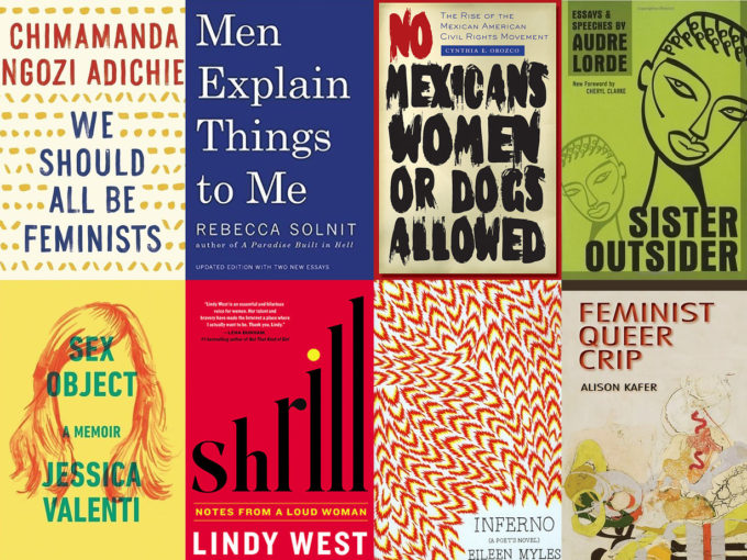 Women's March on Washington books