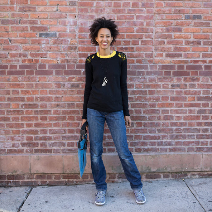 A Week of Outfits: Brooke Williams