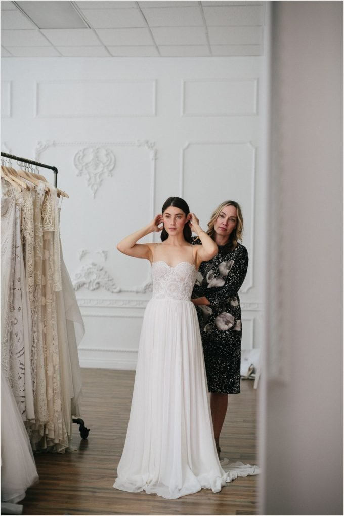 Seven Beautiful Wedding Dresses from Lovely Bride
