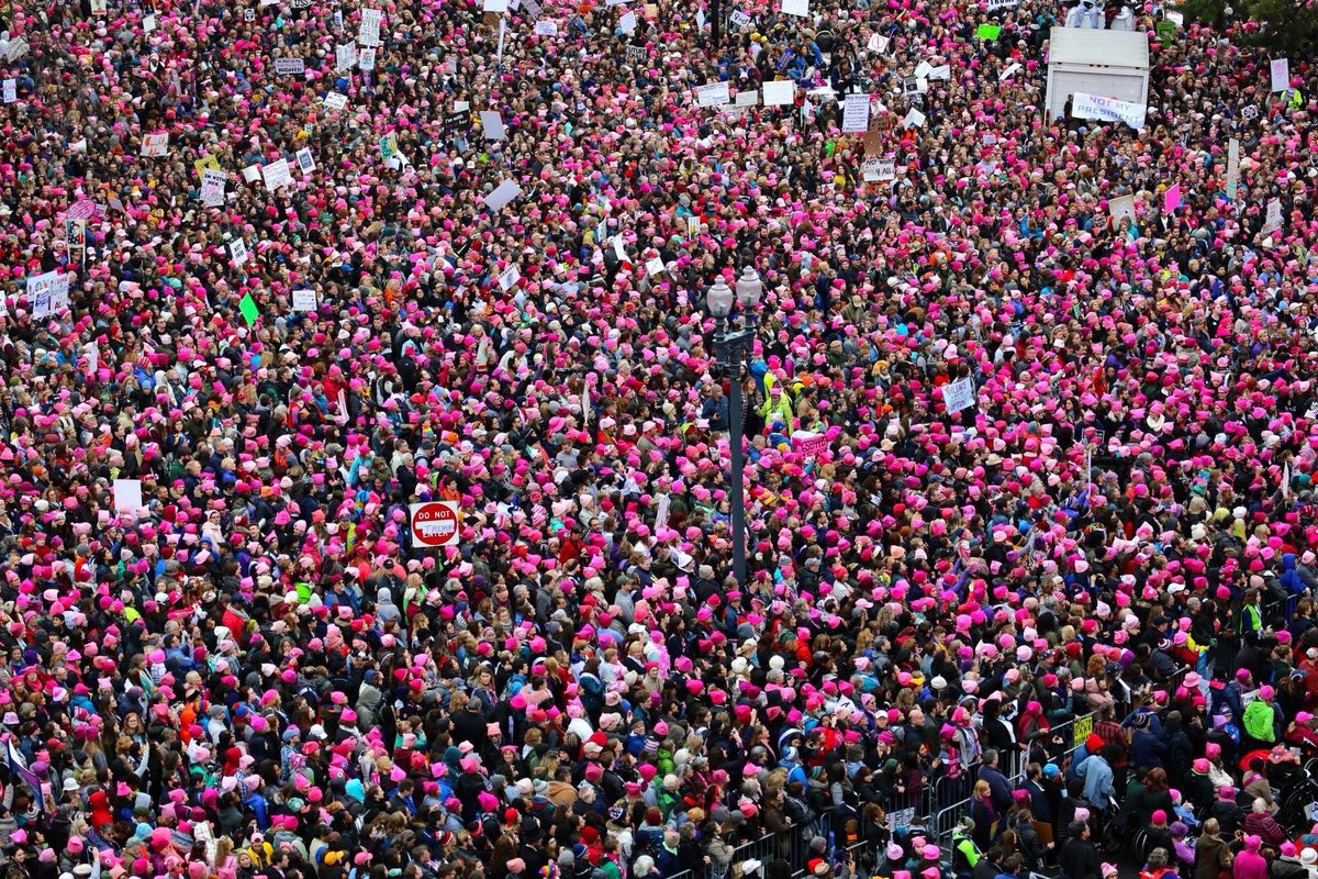 Best Photos of the Women s March c886cc01f