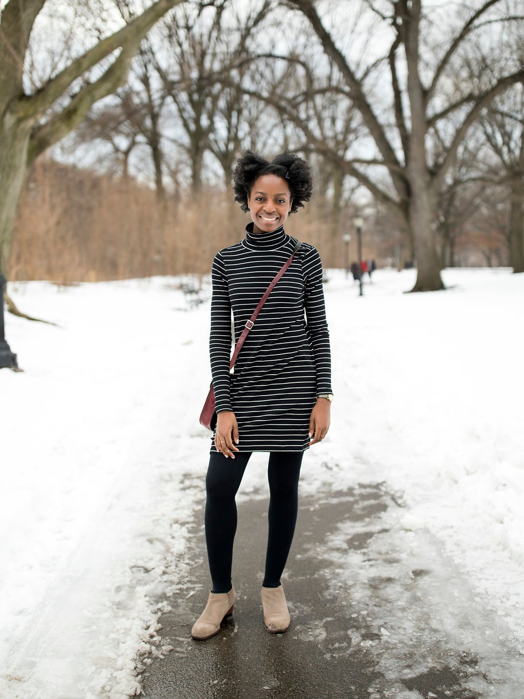 A Week of Outfits: Morenike Fajana