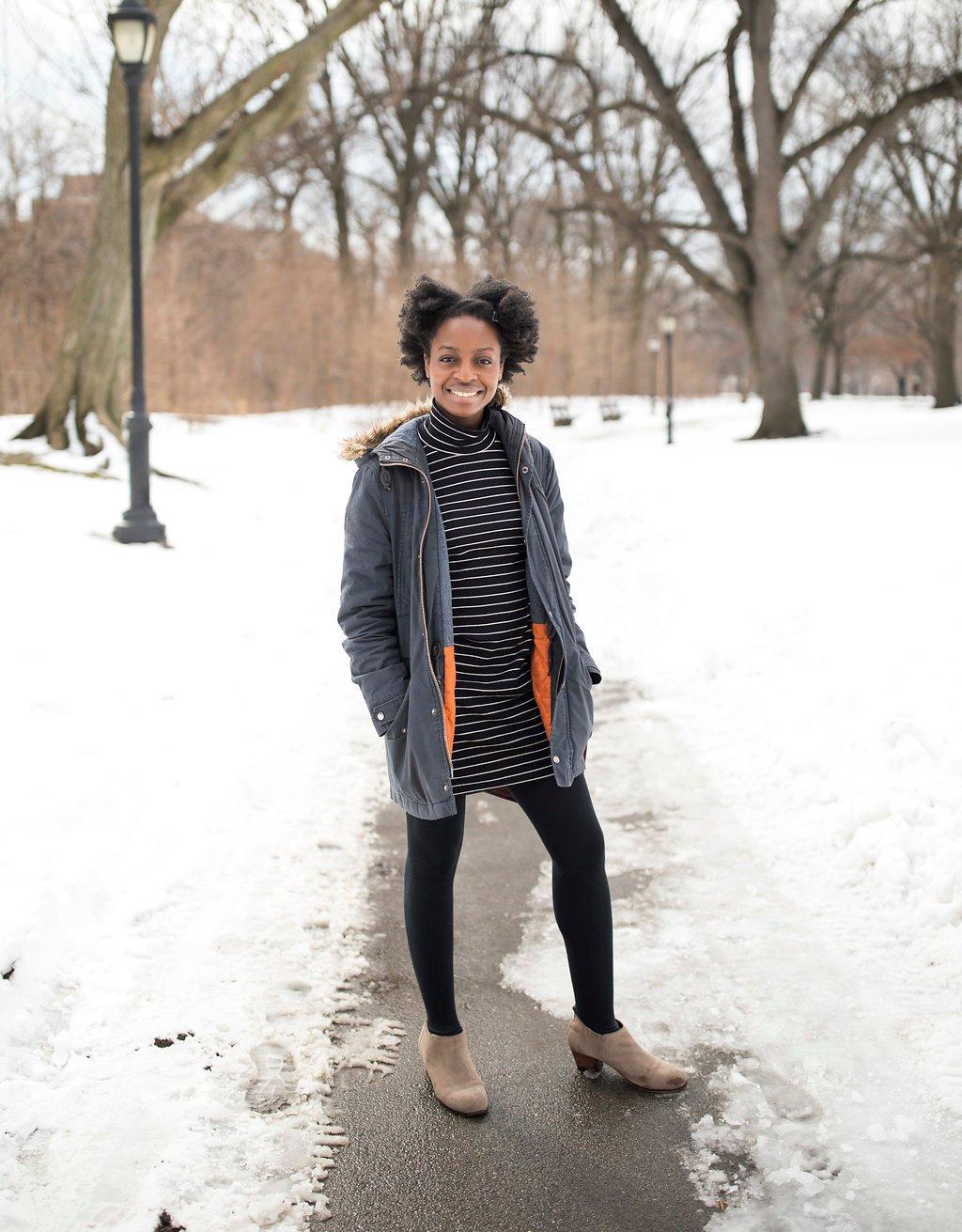 A Week of Outfits: Morenike Fajana