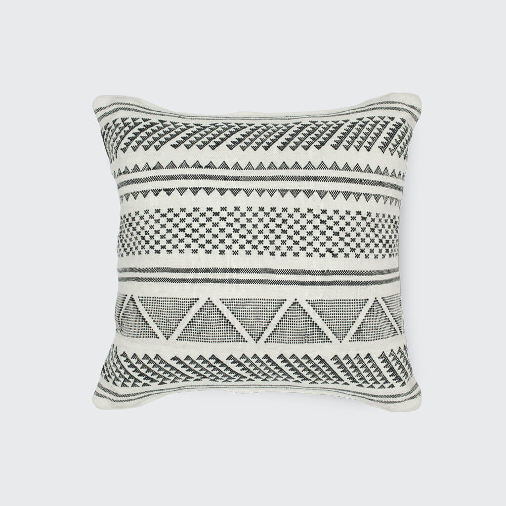 Aziza Cactus Silk Pillow