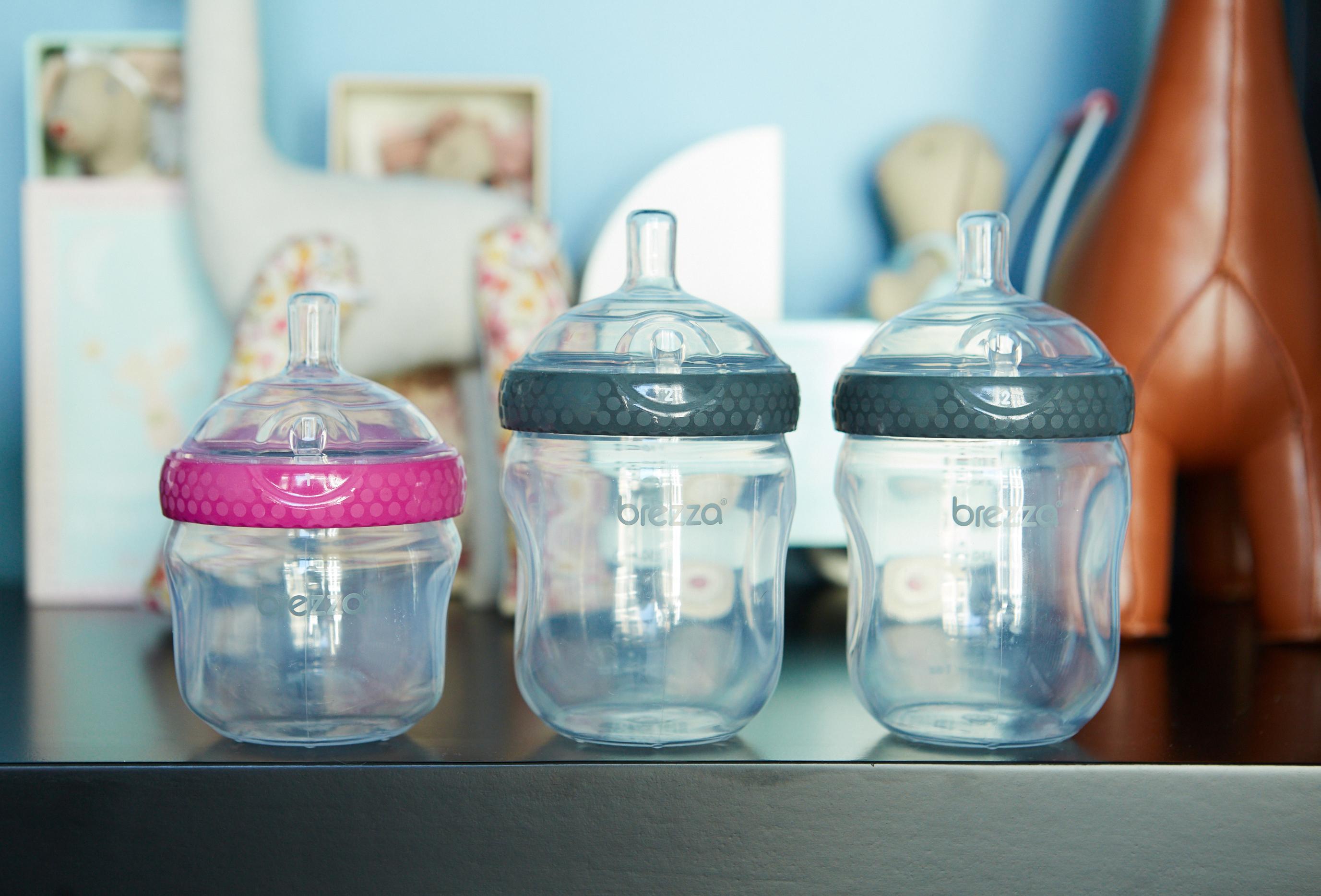 Plastic Nipple For Breastfeeding