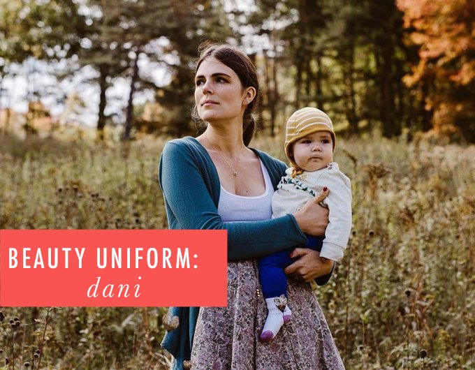 My Beauty Uniform: Danielle Aceino