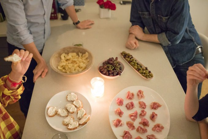 A Very Easy Dinner Party