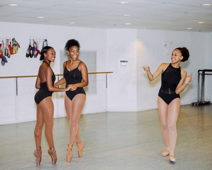 Hiplet Ballet