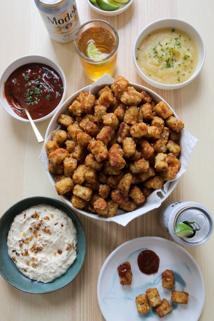 Tater Tots for Entertaining