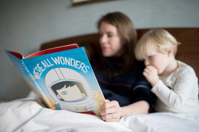 We're All Wonders children's book