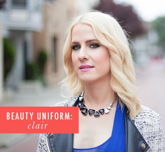 Beauty Uniform: Clair Farley