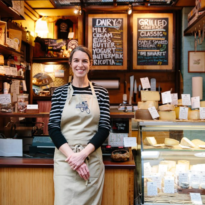 What It's Like to Be a Cheesemonger