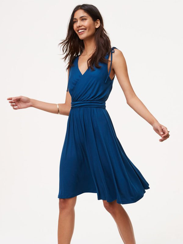 Beautiful Dresses To Wear At A Wedding 97 Good Shoulder Tie Dress