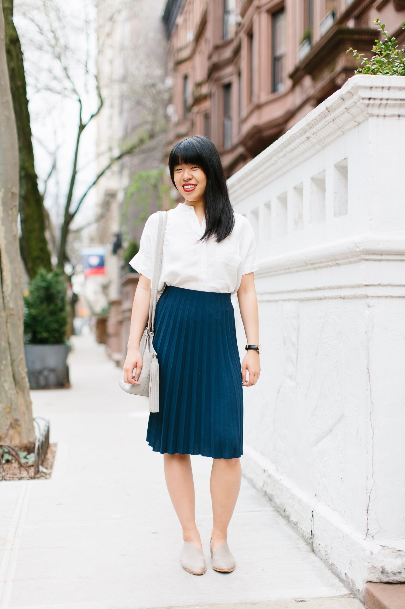 A Week of Outfits: Melissa Lee