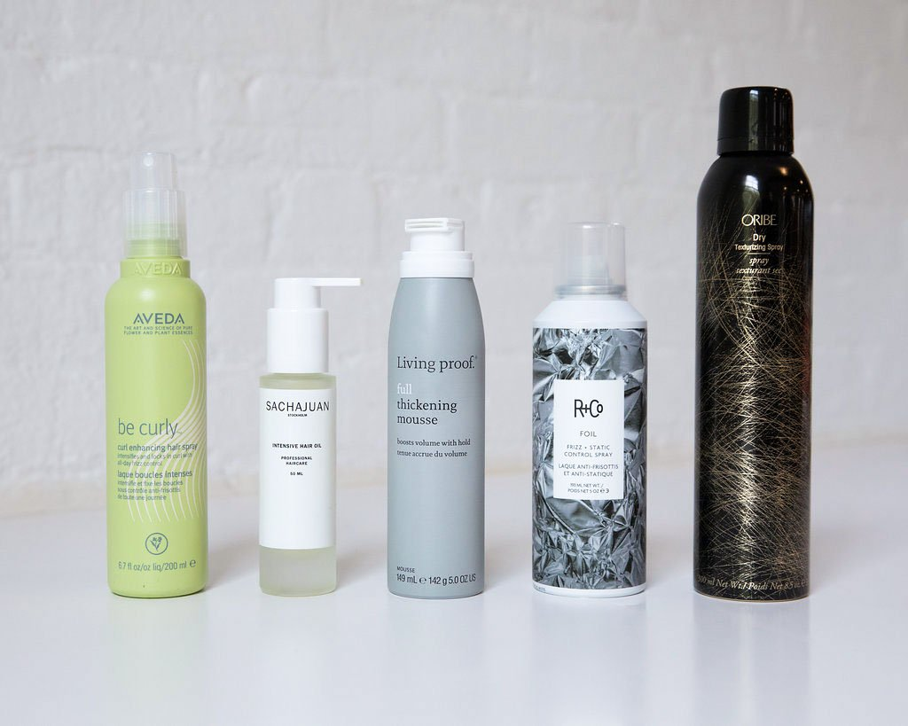 Hair Problem Solvers A Cup Of Jo - Best hair products for curly hair
