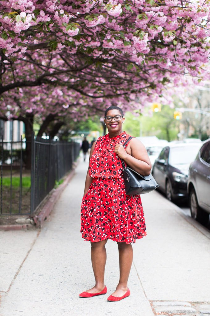 A Week of Outfits: Ashley Ford
