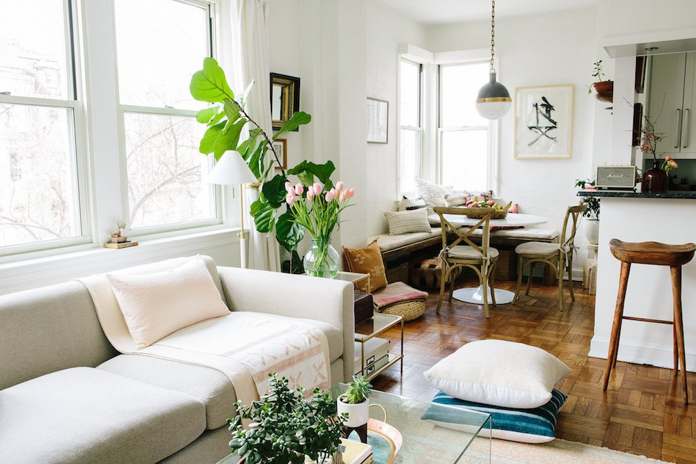 Washington D.C. Apartment Tour
