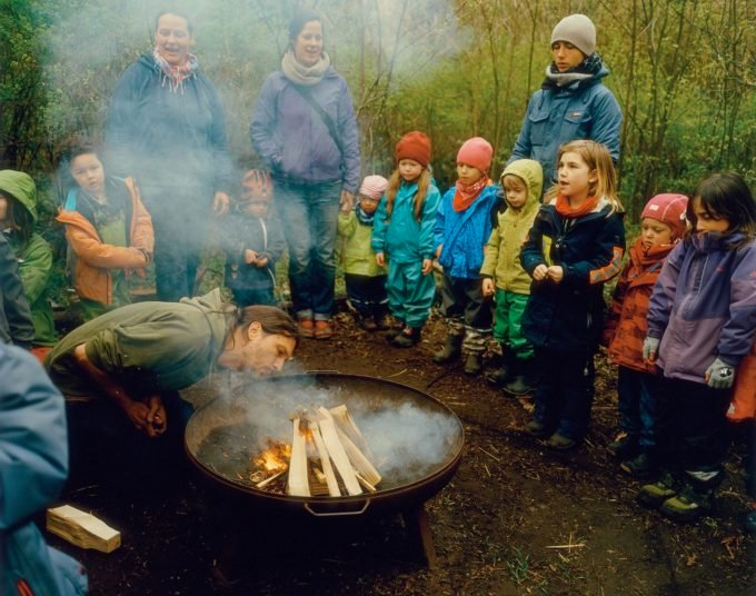 German Forest Preschool
