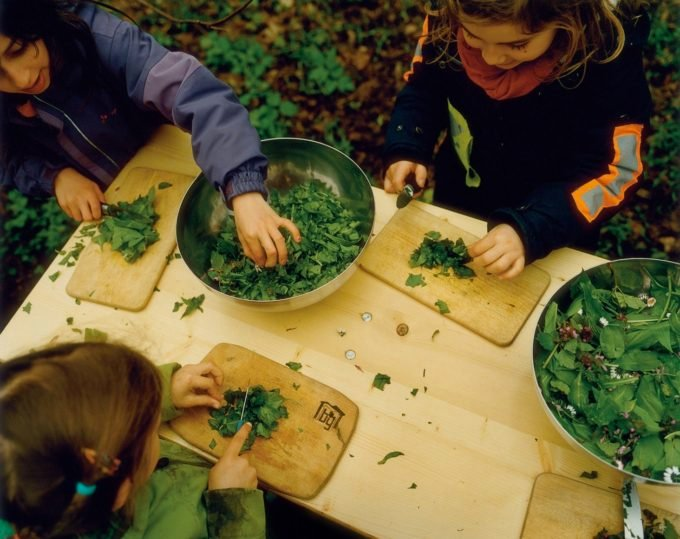 German Forest Kindergarten