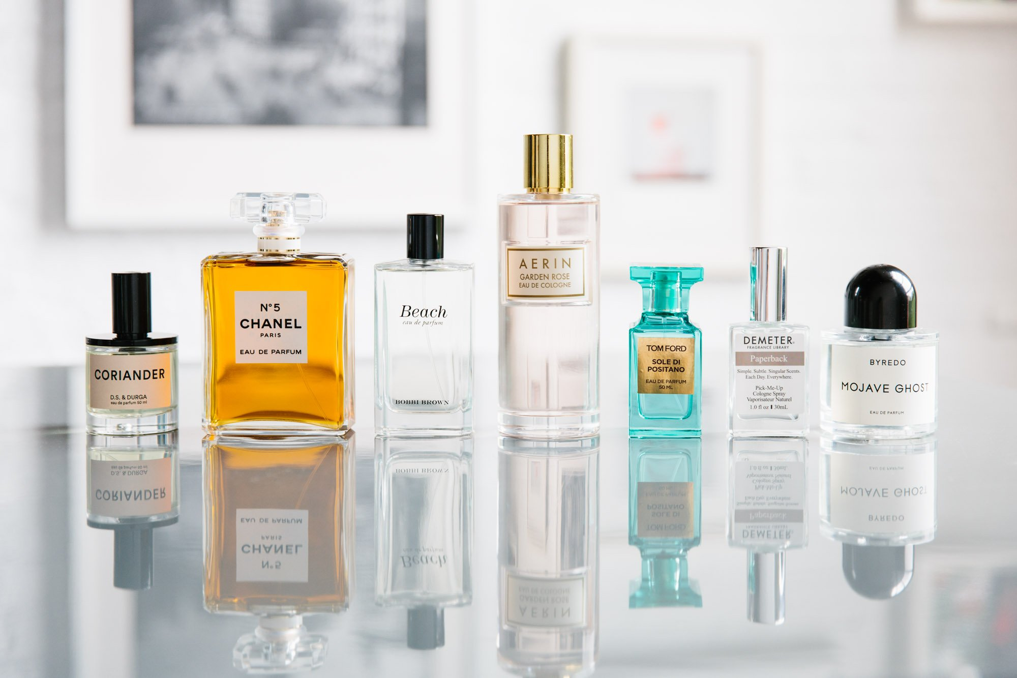 Perfume Smell Test