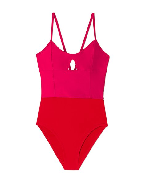 Pretty One-Piece Swimsuits