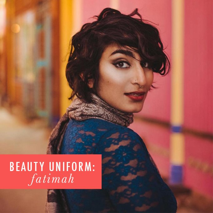 My Beauty Uniform: Fatimah Asghar