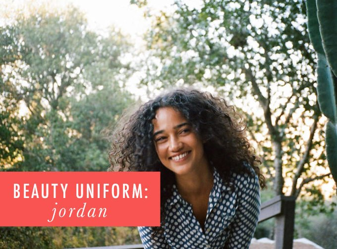 My Beauty Uniform: Jordan Rebello