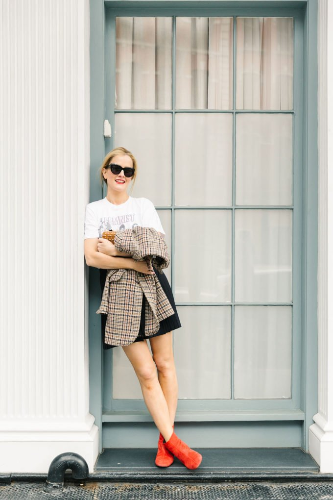 A Week of Outfits: Gemma Burgess
