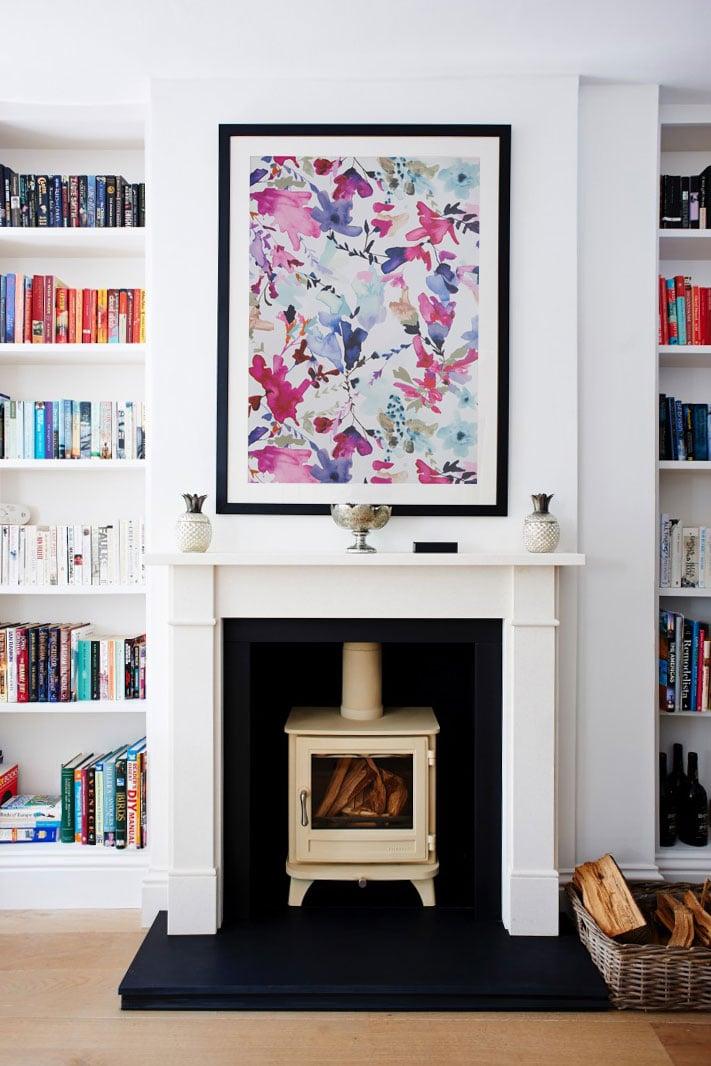 133d5987c2df How to Frame Wallpaper as Artwork