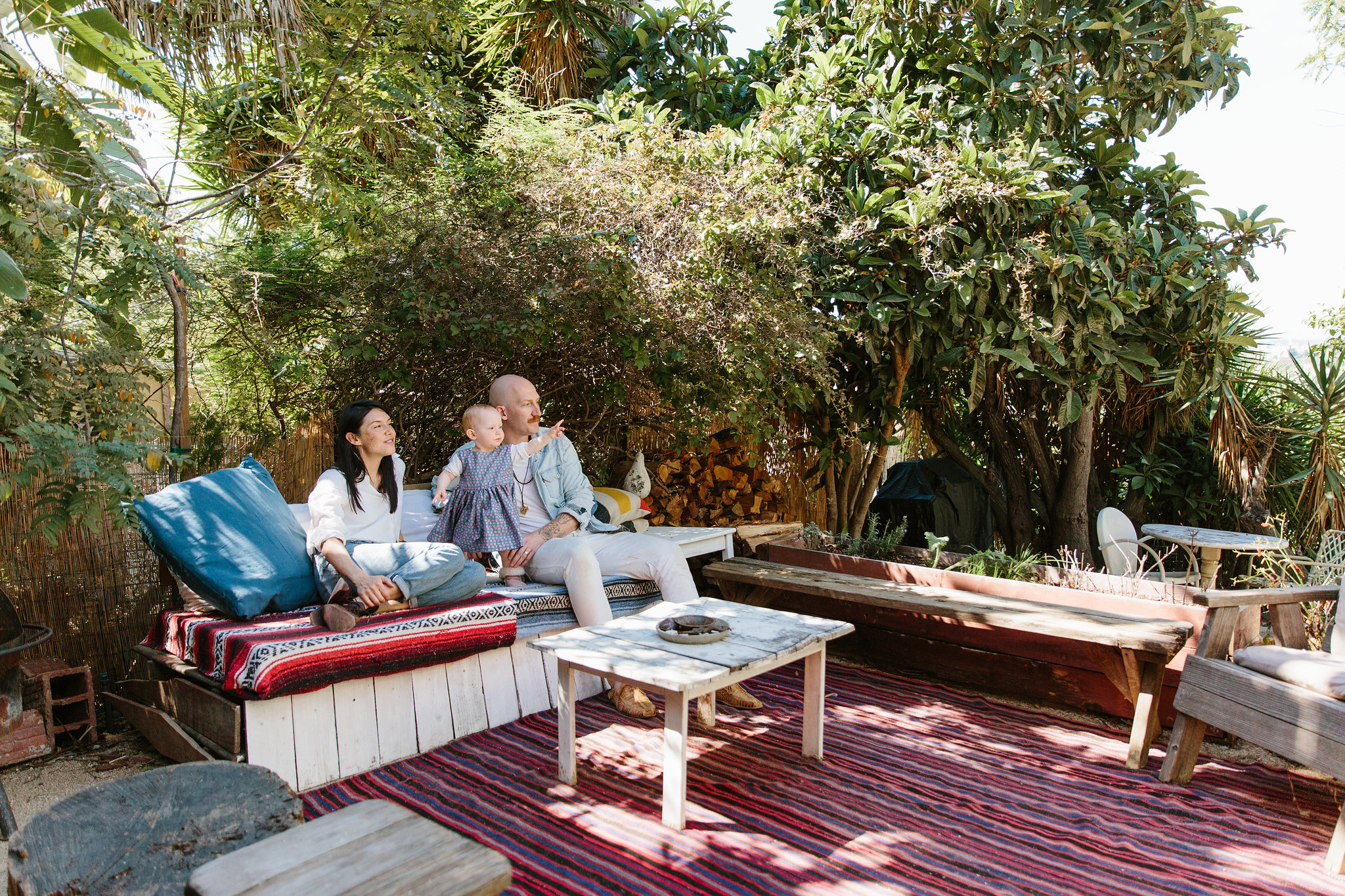 A Breezy House in L.A. With an Epic Garden   A Cup of Jo